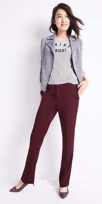 r-burgundy-wideleg-pants-grayl-graphic-tee-grayl-jacket-moto-howtowear-style-fall-winter-tan-shoe-pumps-leopard-brun-work.jpg