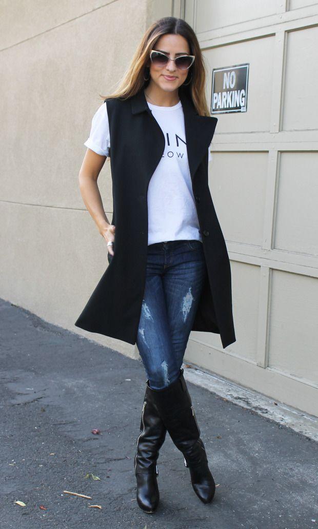 blue-med-skinny-jeans-white-graphic-tee-hairr-sun-black-vest-tailor-black-shoe-boots-fall-winter-lunch.jpg
