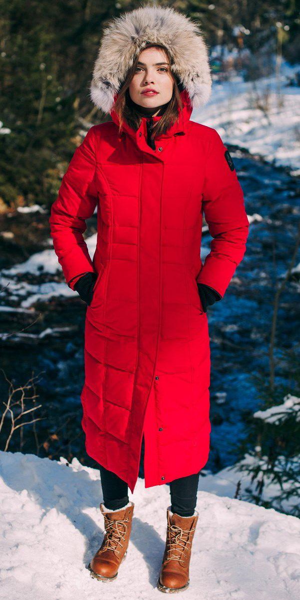 cognac-shoe-booties-hairr-red-jacket-coat-parka-fall-winter-outfit-weekend.jpg