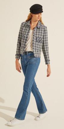 blue-med-flare-jeans-white-tee-hat-blonde-white-shoe-sneakers-blue-med-jacket-lady-fall-winter-weekend.jpg