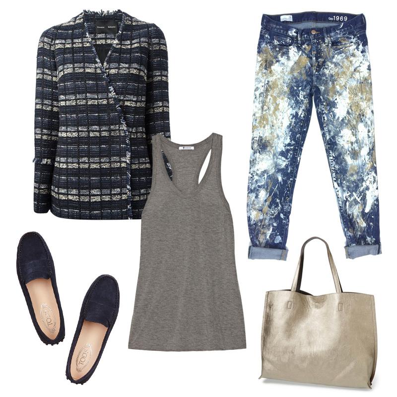 blue-med-boyfriend-jeans-grayl-top-tank-tan-bag-tote-gold-blue-shoe-loafers-blue-navy-jacket-lady-fall-winter-weekend.jpg
