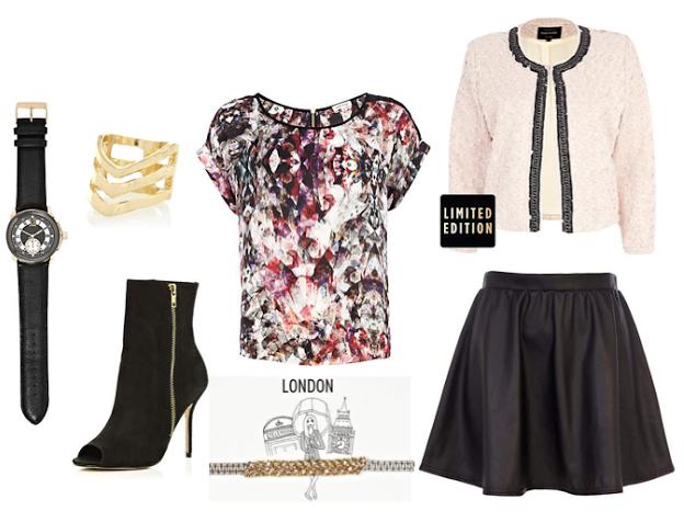 black-mini-skirt-black-top-print-white-jacket-lady-black-shoe-booties-watch-bracelet-howtowear-fashion-style-outfit-fall-winter-work.jpg