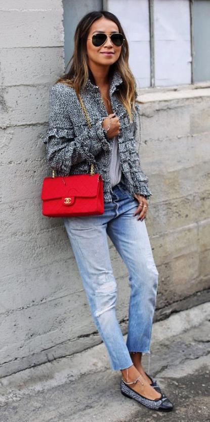 blue-light-boyfriend-jeans-red-bag-hairr-sun-gray-shoe-flats-grayl-jacket-lady-fall-winter-weekend.jpg