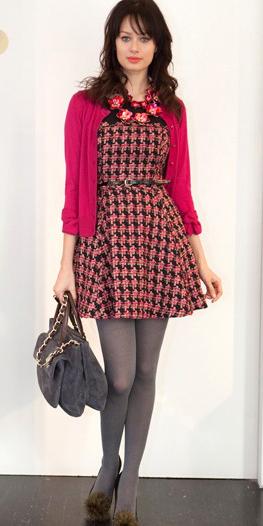 eb095ea5c51 r-pink-light-dress-zprint-houndstooth-pink-magenta-