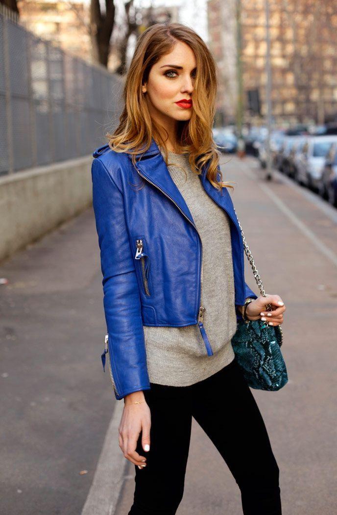 black-skinny-jeans-grayl-sweater-blue-bag-blue-med-jacket-moto-fall-winter-hairr-lunch.jpg