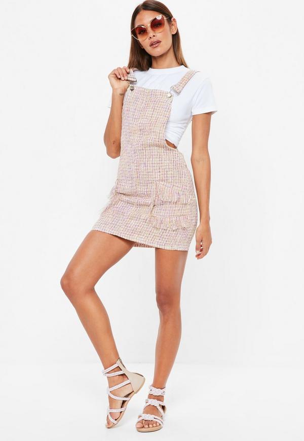 63f1f0d4b1f pink-light-dress-jumper-white-tee-layer-hairr-