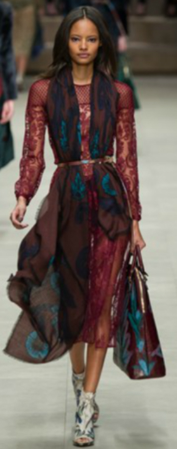 burgundy-dress-brown-scarf-white-shoe-booties-bodycon-midi-fall-winter-lace-skinny-belt-runway-brunette-dinner.jpg