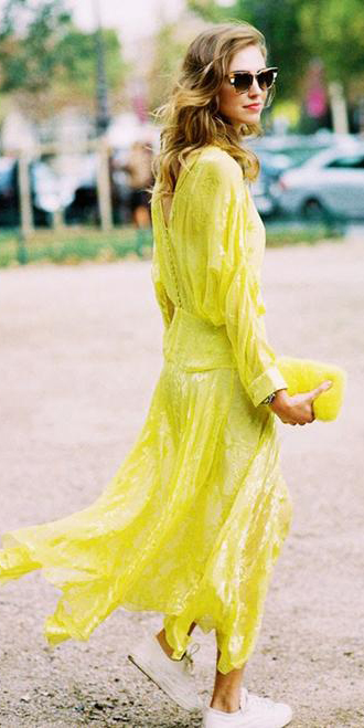 yellow-dress-white-shoe-sneakers-maxi-sun-howtowear-fashion-style-outfit-spring-summer-hairr-lunch.jpeg