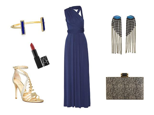 blue-navy-dress-maxi-tan-shoe-sandalh-blue-earrings-bracelet-tan-bag-clutch-wedding-outfit-spring-summer-dinner.jpg