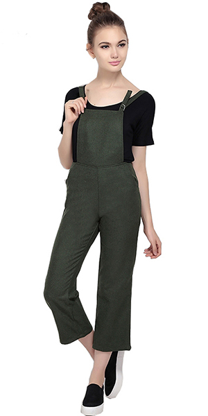 deafa6c9d15 green-olive-jumpsuit-black-tee-layer-black-shoe-