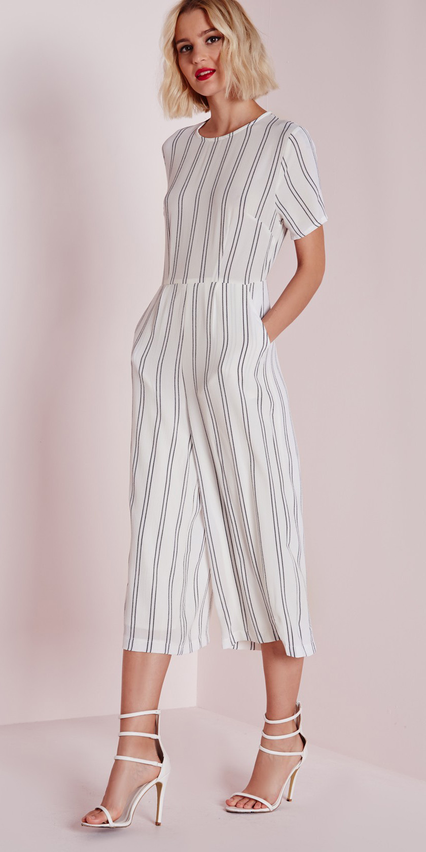 656436f2d00 white-jumpsuit-white-shoe-sandalh-pinstripe-vertical-stripe-