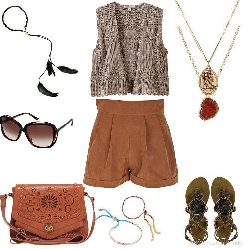 camel-shorts-tan-vest-knit-cognac-bag-necklace-sun-brown-shoe-sandals-festival-howtowear-fashion-style-outfit-spring-summer-weekend.jpg