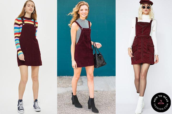 815cf02dadb Burgundy jumper dresses