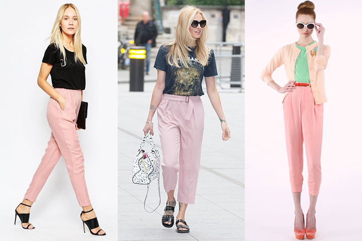 How to pastel wear colored pants best photo