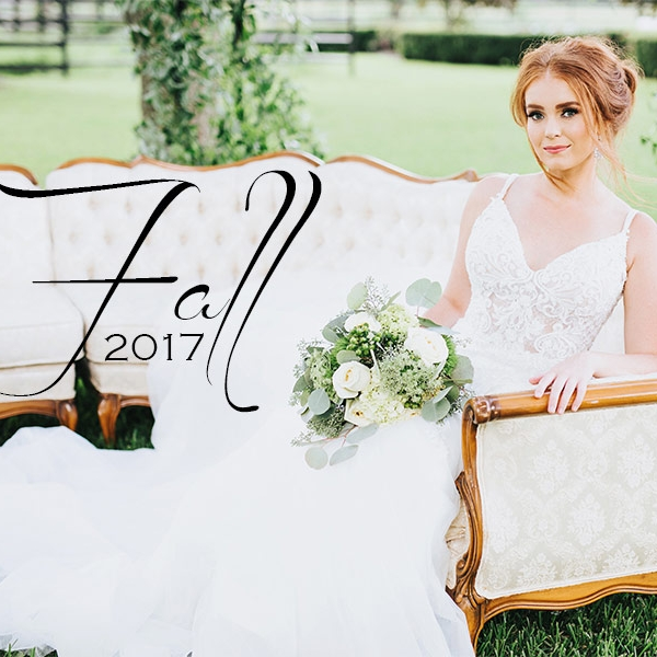 FALL 2017 LOOK BOOK  Published By:  Whittington Bridal