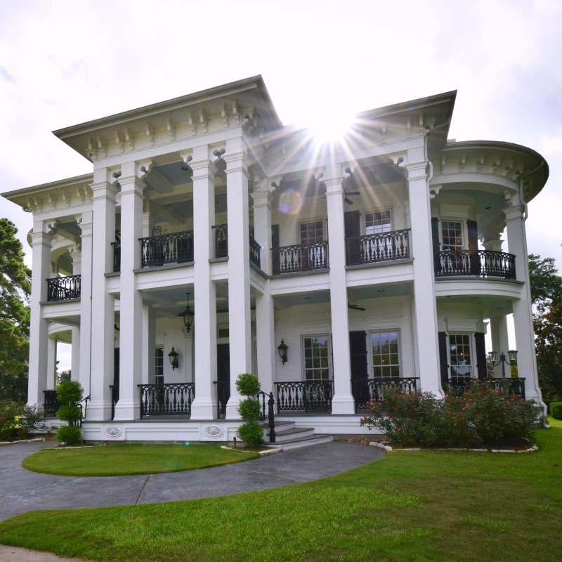 SANDLEWOOD MANOR  Published By:  Houston Film Commission
