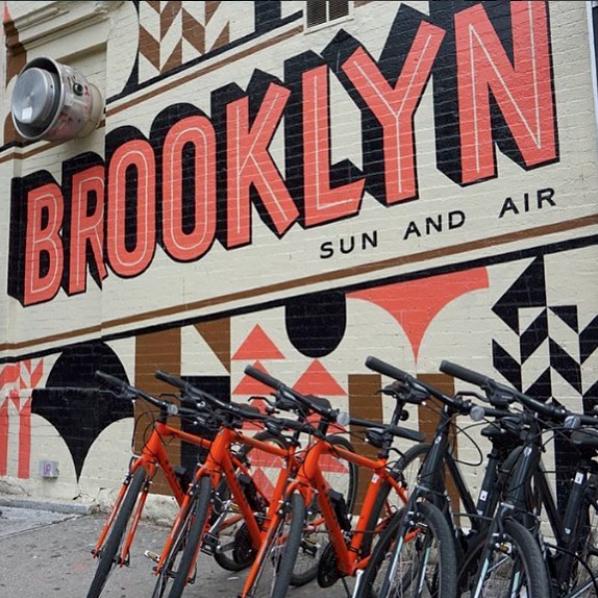 Sun and Air Williamsburg Brooklyn Bike Shop bike rental