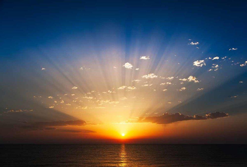 sunrise power of present moment amato.jpg