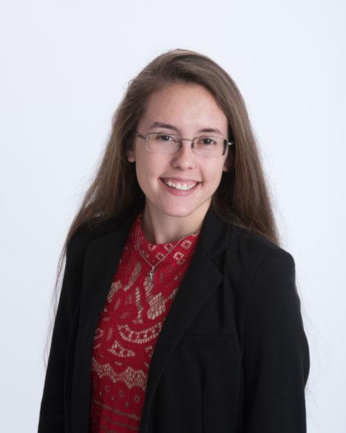 Kara Ann Nix from Muscle Shoals High School