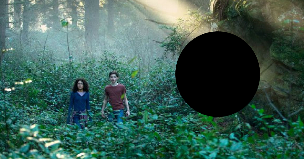 'The Black Thing' voiced by David Schwimmer in A Wrinkle in Time