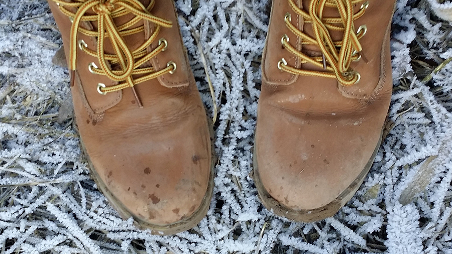 how to get salt stains out of boots | clean leather boots