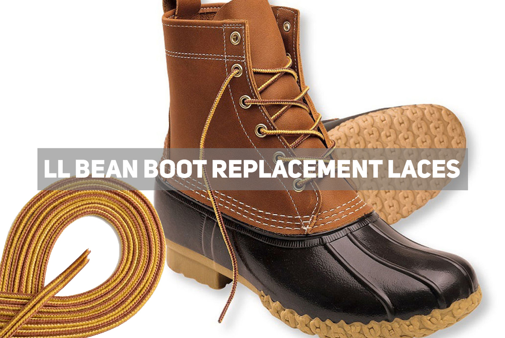 ll bean replacement laces