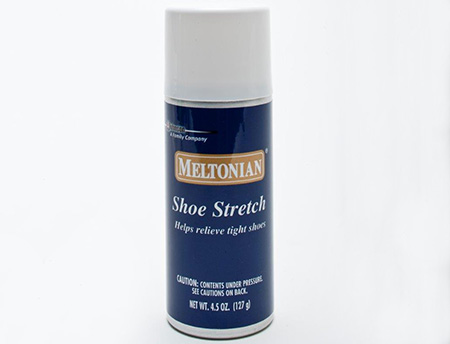 Meltonian Shoe Stretch Aerosol Spray for leather