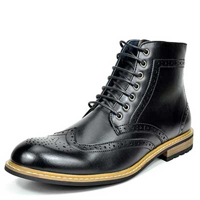 Bruno Marc Bergan Boot (Buy on Amazon)