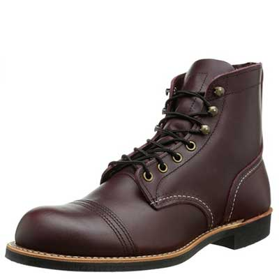 Red Wing Iron Rangers (Buy on Amazon)