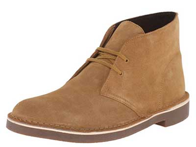 Clarks Men's Bushacre 2 Desert Boot (Buy on Amazon)