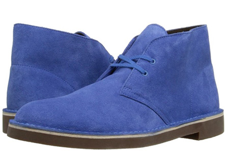 Best Summer Boots For Men - Suede Chukka Boots