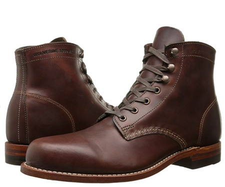 Summer dress boots for men - warm weather boots