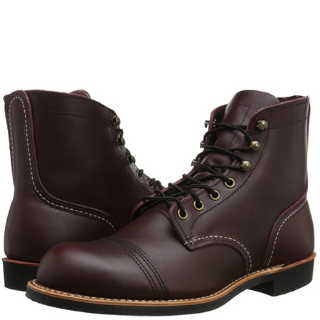 Red Wing Heritage boots best boots made in usa