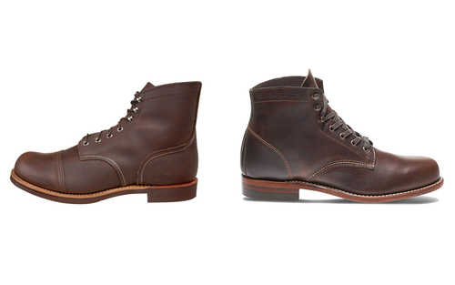 red wing vs wolverine which is better
