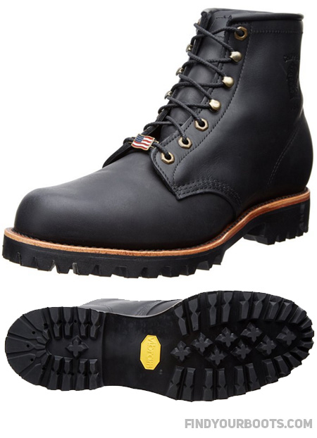 The Cippewa Odessa Rugged boot is tough outdoor boot made to last.