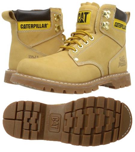 Caterpillar 2nd Shift Work Boots cheaper than timberlands