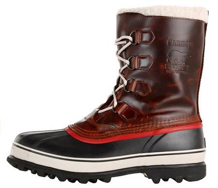 sorel mens caribou wool boot review