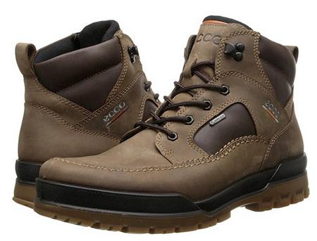 ECCO Track 6 mens waterproof boots best winter boots for men