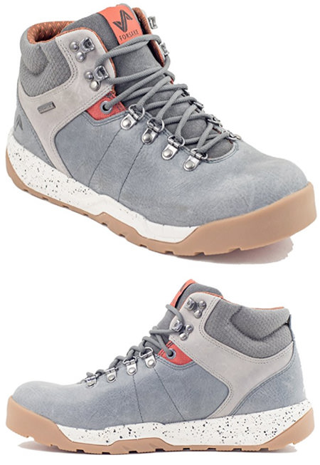sneaker hiking boot - stylish hiking boots for men