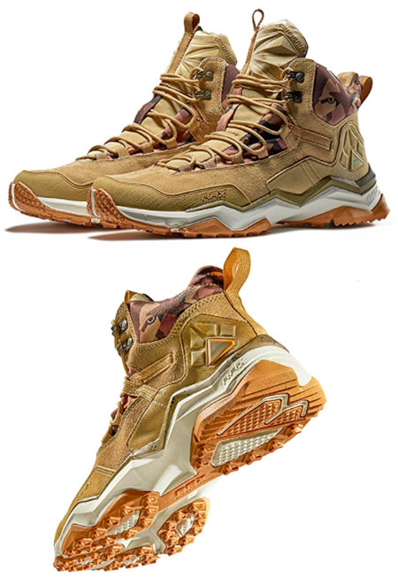 cool hiking boots sneakers - stylish hiking boots for men