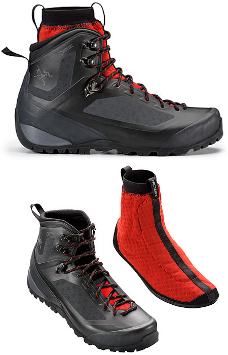 Cool hiking boots - black hiking boots for men