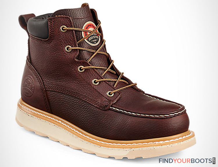 Mens wedge sole work boots - Best wedge sole work boot