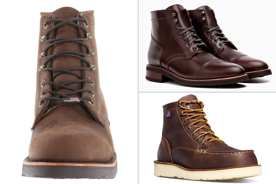 Red Wing budget options - Mens boots like Red Wing Heritage alternatives