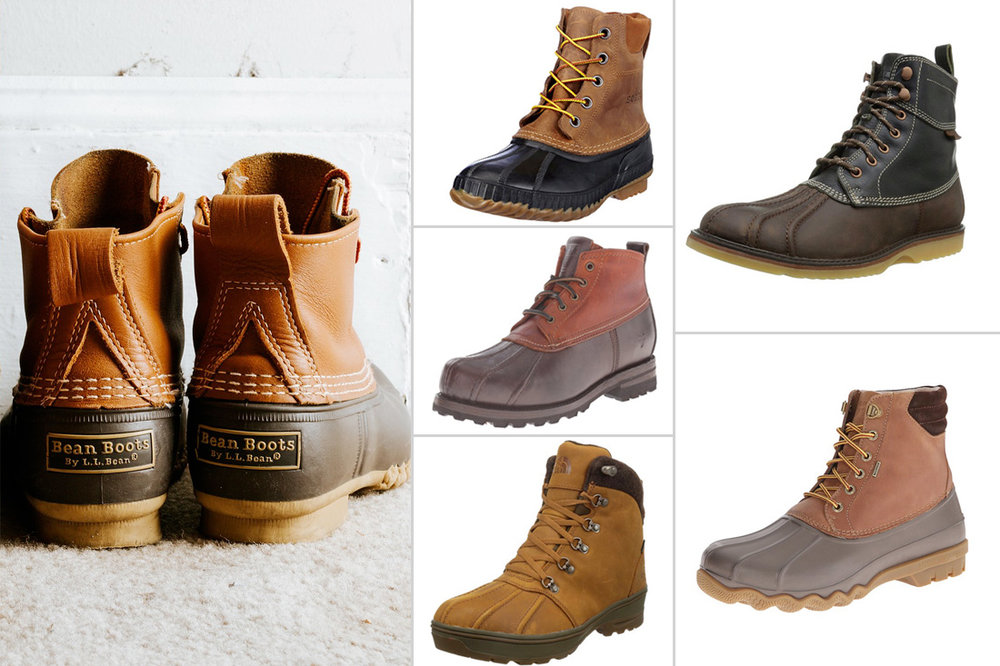 best duck boots for men