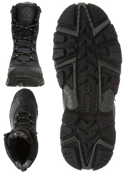 Columbia Men's Bugaboot Plus III Omni-Heat Boot