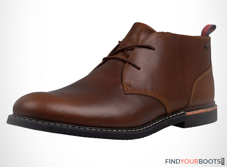 Timberland Brook Park Chukka Boot - Best Chukka Boot for Walking and Standing