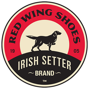 Irish Setter focuses on hunting, trail and work boots