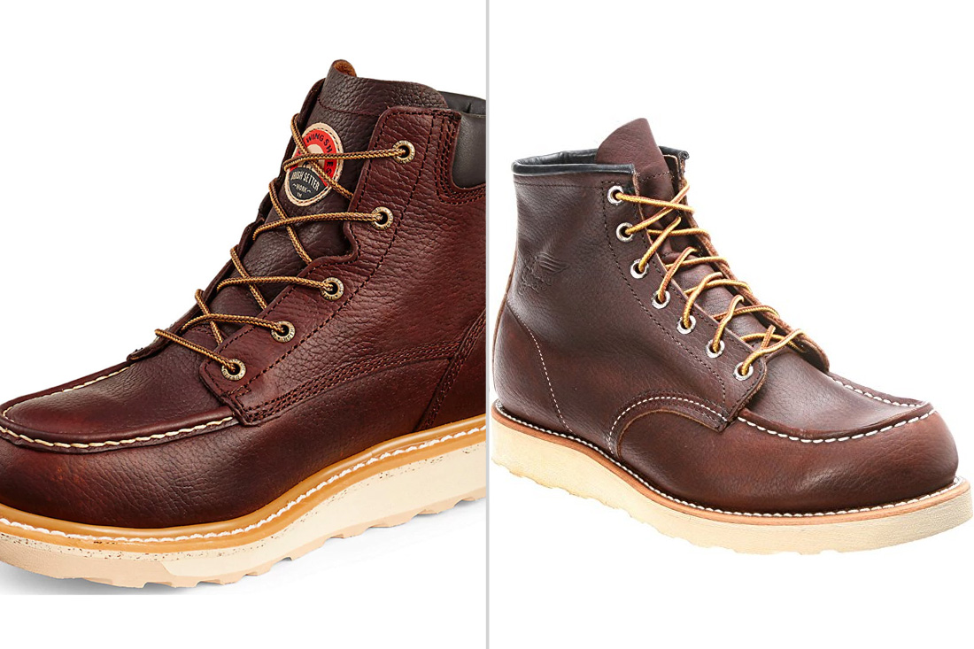 3327ebfc828 Irish Setter vs Red Wing Work Boots - In-Depth Comparison ...