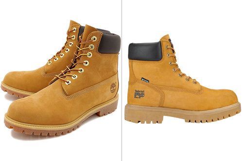 10e05f32e485 Wedge Sole vs Heel Work Boots - Which is better  Timberland vs Timberland  Pro - What s the difference
