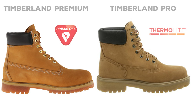 difference Timberland Timberland vs What's Pro the 7bgfY6y